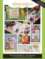 Oh The Possibilities For Spring! Softcover Book