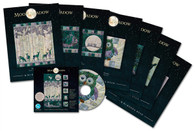 Moon Shadow Silhoutte CD with Complete Pattern Set