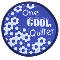 One Cool Quilter Pocket Hand Fan