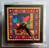Spirit LaLa Wild Heart Magnetic Clock