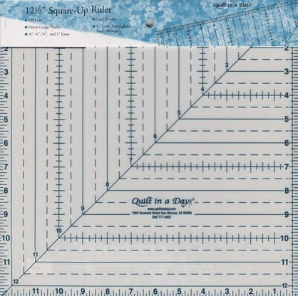 12.5 in Square Up Ruler