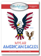 Mylar American Eagles with CD