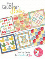 Fat Quarter Baby Book Softcover Book