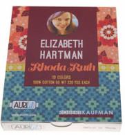 Elizabeth Hartman Rhoda Ruth Thread Collection 10 Small Spools 50wt