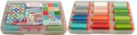 Hazel Thread Collection By Allison Harris 50wt 12 Large Spools