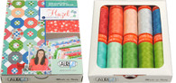 Hazel Thread Collection by Allison Harris 50wt 10 Small Spools