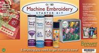 OESD Machine Embroidery Starter Kit