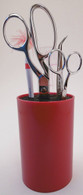 Scissor Sewing Tools Storage Keeper Red