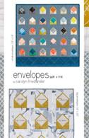 Envelopes Quilt Pattern
