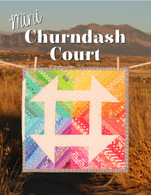 Mini Churndash Court Pattern