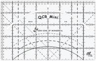 Quick Curve Ruler Mini 5in x 8in