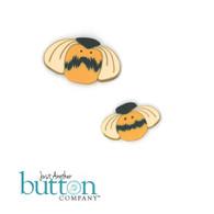 Bumblebees Buttons 2/pkg