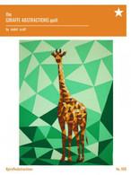 Giraffe Abstractions Quilt