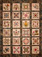 Elegant Garden Machine Embroidery Design CD