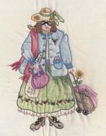 The Bag Ladies of the Fat Quarter Club - Charlotte Bag Lady 2