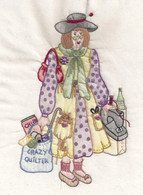 The Bag Ladies of the Fat Quarter Club - Millicent Bag Lady 3