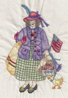 The Bag Ladies of the Fat Quarter Club - Gertrude Bag Lady 4