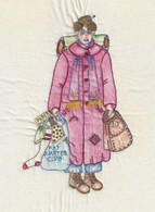 The Bag Ladies of the Fat Quarter Club - Hildagard Bag Lady 5