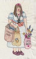 The Bag Ladies of the Fat Quarter Club - Buelah Bag Lady 6