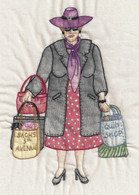 The Bag Ladies of the Fat Quarter Club - Contance The Bag Lady 8