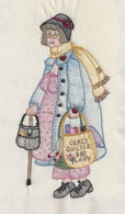The Bag Ladies of the Fat Quarter Club - Mathilda The Bag Lady 9
