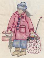 The Bag Ladies of the Fat Quarter Club - Abigail The Bag Lady 10