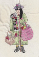 The Bag Ladies of the Fat Quarter Club - Earlene The Bag Lady 12