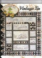 Vintage Tin Pattern