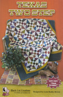 Texas Two Step Scrappy Quilt Pattern