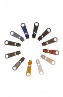 Zipper Pull Set - NEUTRALS - 12 #4.5 pulls