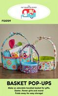 Basket Pop-Ups Pattern