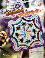 Rainbow Hosta Queen Pattern
