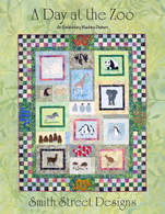 GREETINGS COLLECTIONS 2 EMBROIDERY MACHINE PATTERN By Smith Street Designs NEW