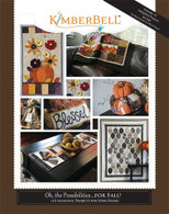 Oh, the Possibilities for Fall! Softcover Book