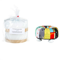 Color Wheel Pincushion Kit Parts