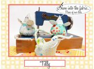 Tilly Pincushion Pattern