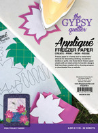 Applique Quilter Freezer Paper 8.5in x 11in 50ct