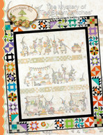 Mystery Of The Salem Witches Quilt Guild Quilt Assembly Pattern
