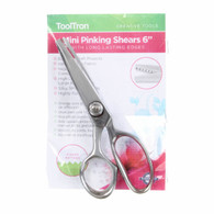 Mini Pinking Shears 6in