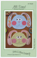 All Ears Bunny Placemats Pattern