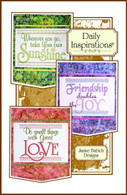 Daily Inspirations Wall Hanging Embroidery Design CD