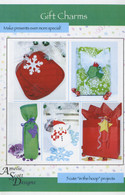 Gift Charms Embroidery Designs with CD