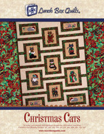 Christmas Cats Embroidery Applique Quilt Redemption Code with CD
