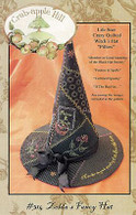 Zelda's Fancy Hat Pattern
