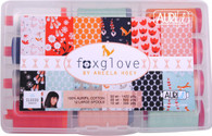 Aurifil 50 wt 28 wt 12wt 12 Large Spools Foxglove Collection by Aneela Hoey