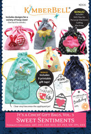 It's A Cinch Gift Bags Sweet Sentiments Vol 3 Machine Embroidery CD