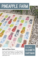 Pineapple Farm Quilt and Pillow Pattern