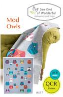 Mod Owls Pattern