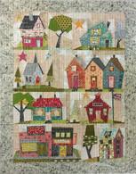 My Kinda Town Quilt Pattern