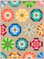 Sea Urchins Quilt Pattern